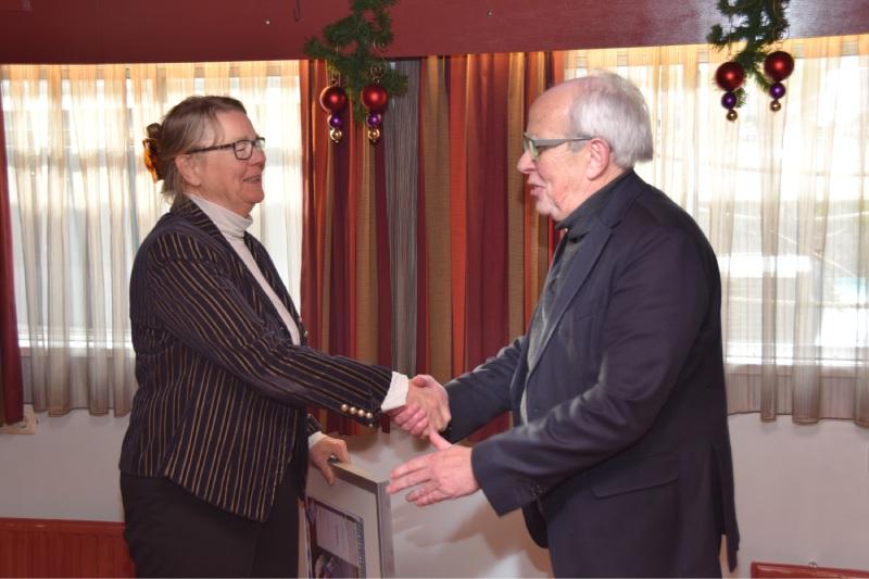 Uitreiking telematica-award 2019