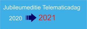 Telematicadag 2020 verschuift naar 2021